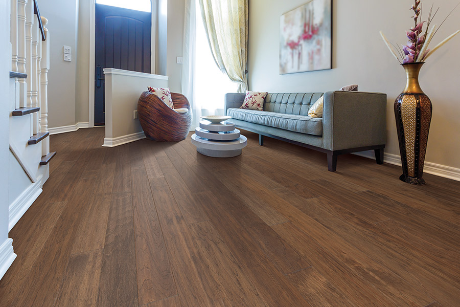Hardwood flooring in Irvine, CA from Incredible Carpets & Flooring