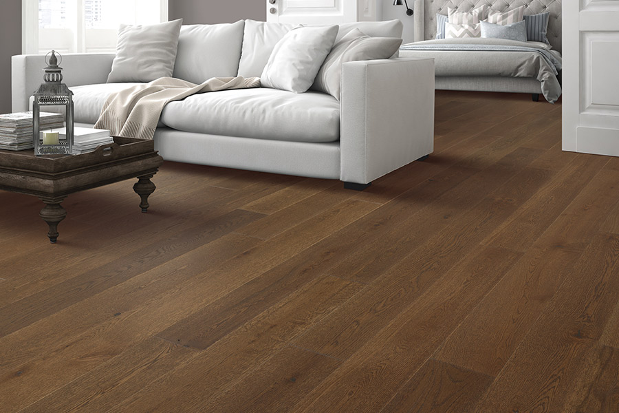 The Benton Harbor, MI area's best hardwood flooring store is Carpet Mart