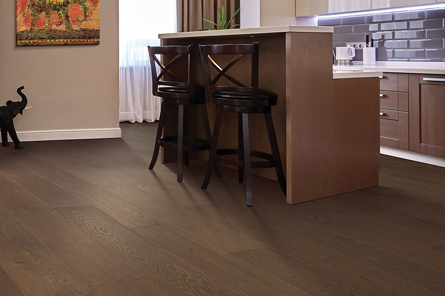 Hardwood floor installation in Estero, FL from Floorz