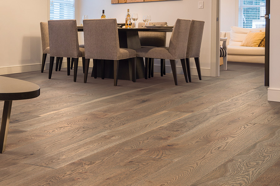Contemporary wood flooring in Painted Post, NY from Ontario Carpet Store