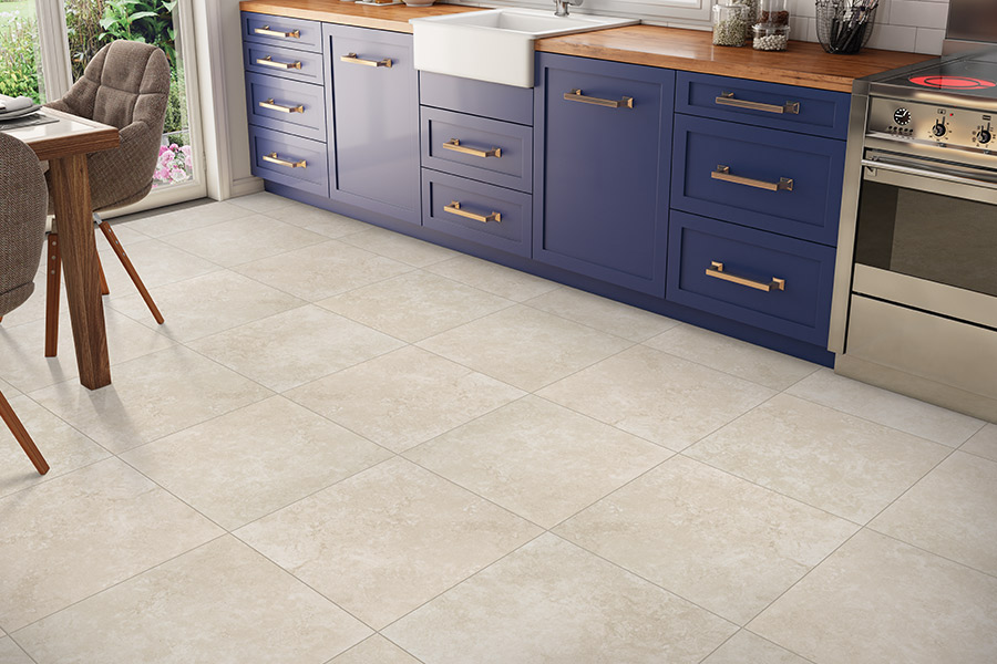 Family friendly tile flooring in Ogden, UT from Cotton & Timber