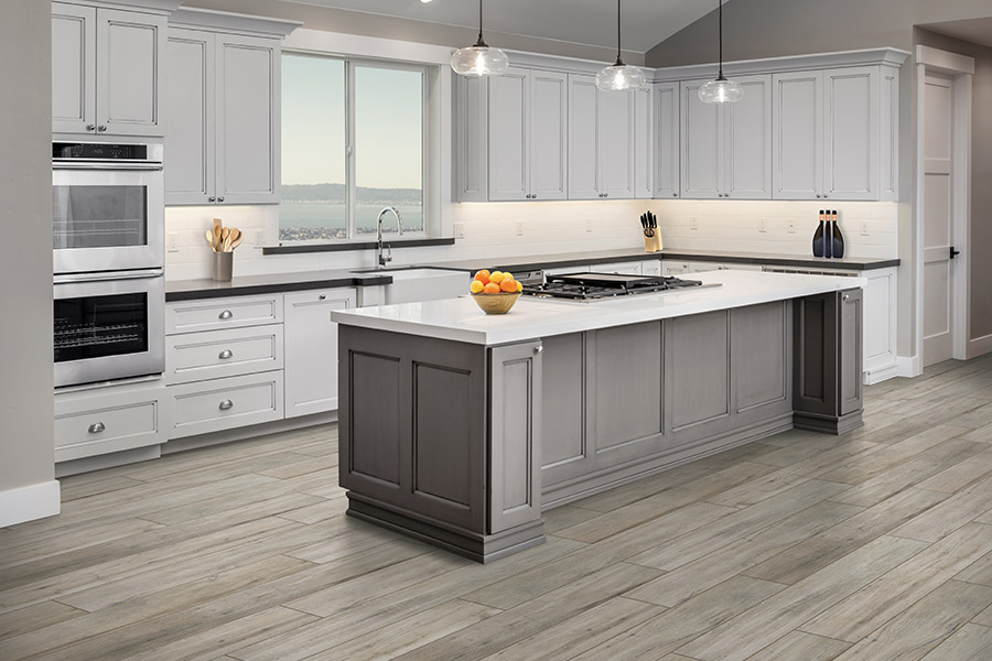 Custom kitchen renovations in Eastover, NC from Cape Fear Flooring and Restoration
