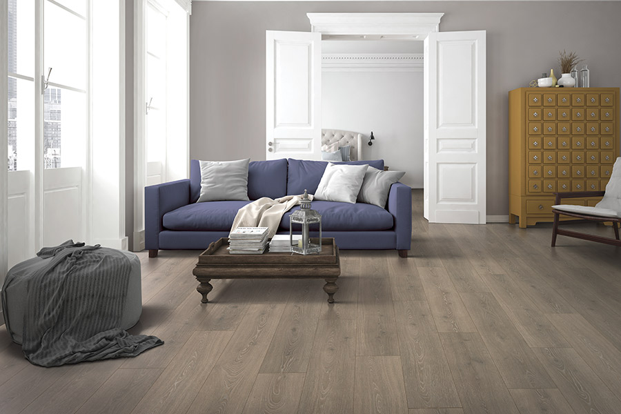 The Napoleon, OH area's best laminate flooring store is Johnson's Carpet & Tiling INC