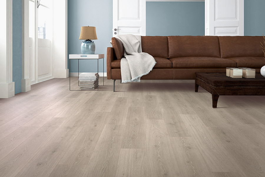 Laminate floor accents in Cupertino, CA from The Carpet Center