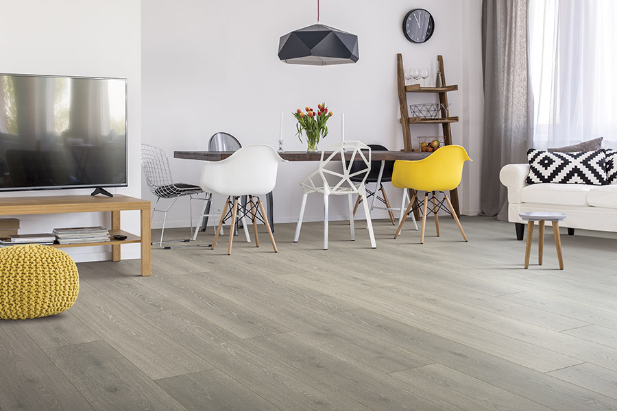 Family friendly laminate floors in El Cajon, CA from North Park Flooring LLC