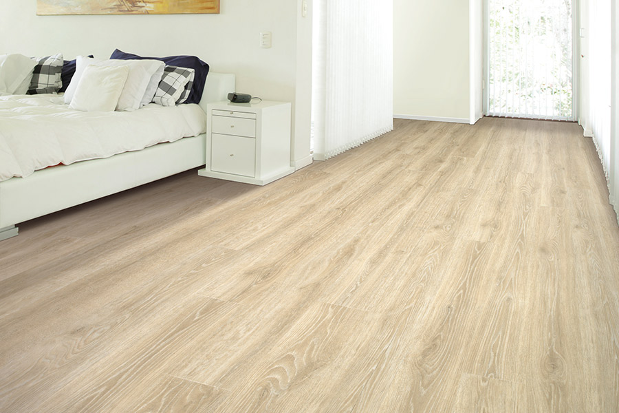 Laminate floor installation in Sachse, TX from Ted's Floor & decor