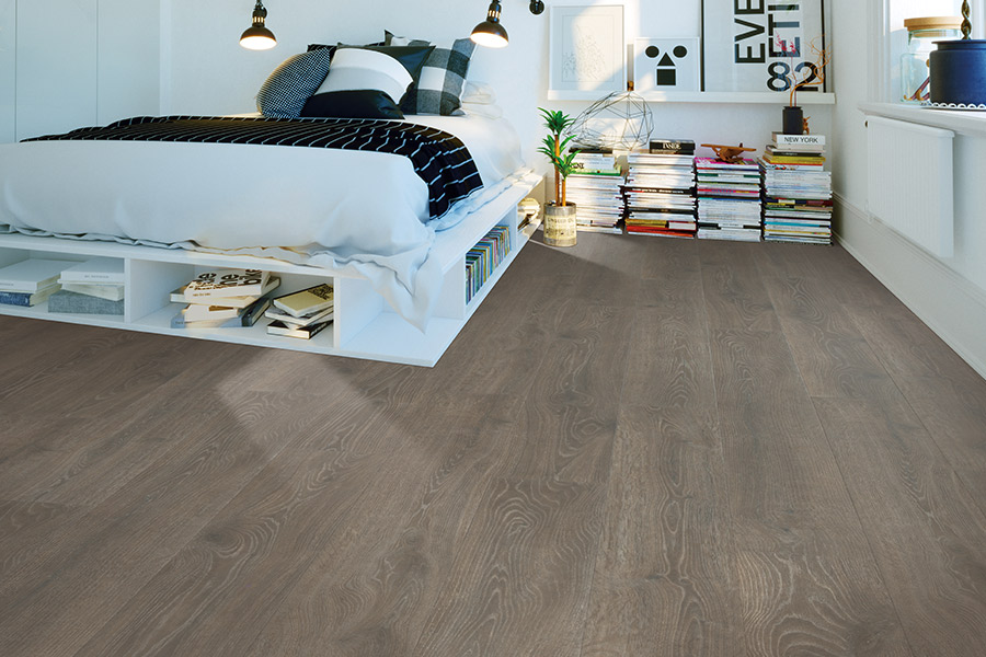 Wood look laminate flooring in Benton, KY from Divine Design Center