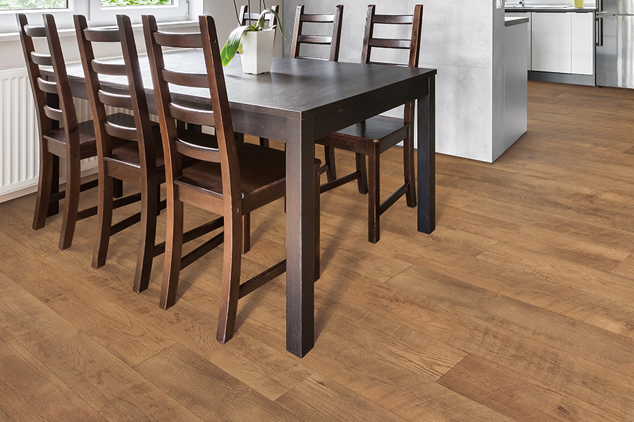Wood look laminate flooring in Easley, SC from All About Flooring of SC