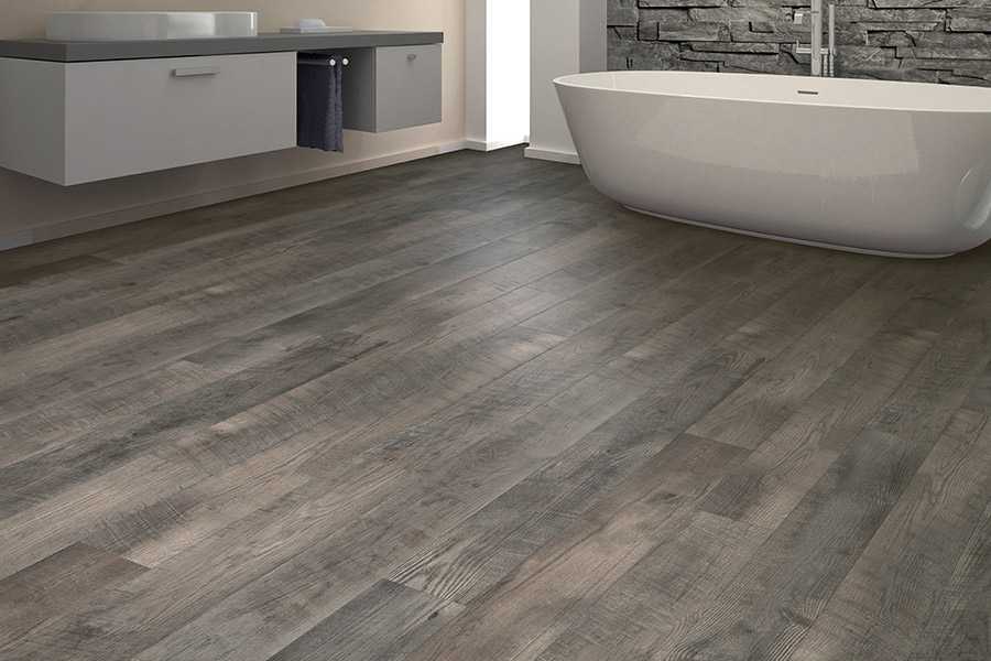 Laminate floor installation in City, State from Legendary Floors