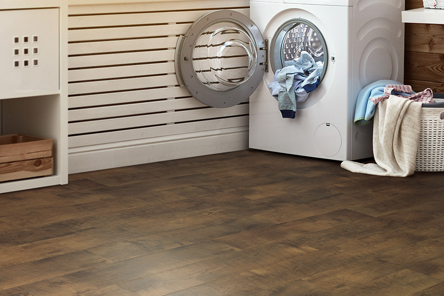 Wood look laminate flooring in Wake Forest, NC from Floors and More