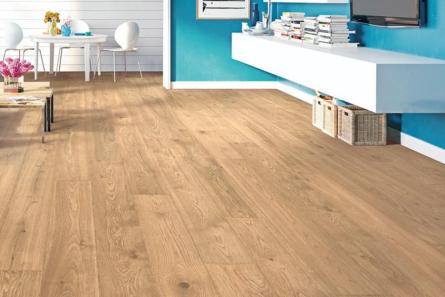 Laminate floor accents in Upstate New York from Allstate Flooring