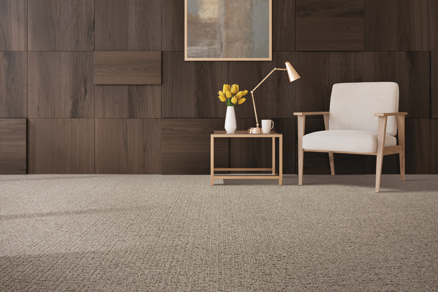 Beautiful textured carpet in Tulare, CA from Creative Flooring