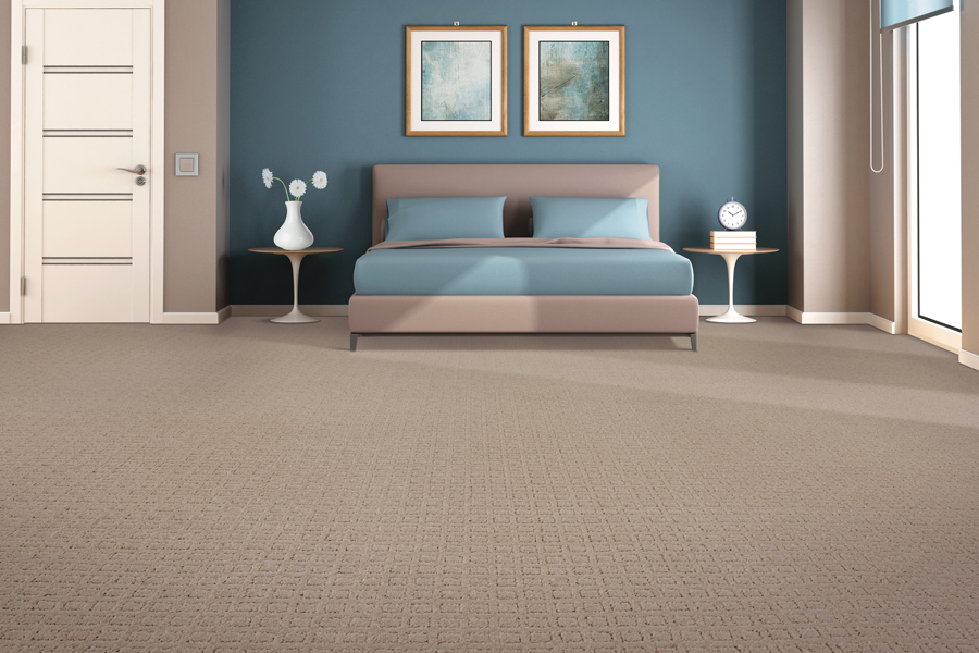 Beautiful textured carpet in Huntington, IN from K&N Carpet