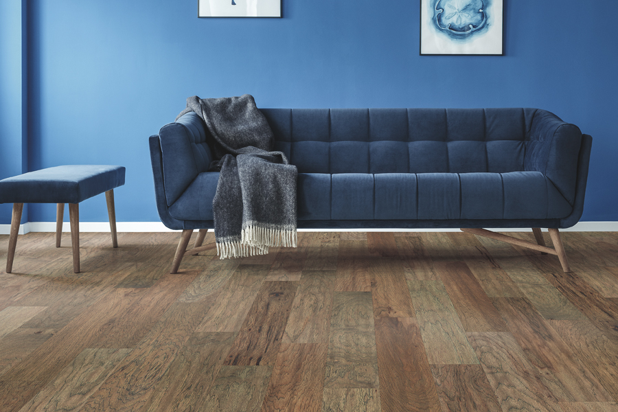 Contemporary wood flooring in Hamptons, NY from Allstate Flooring