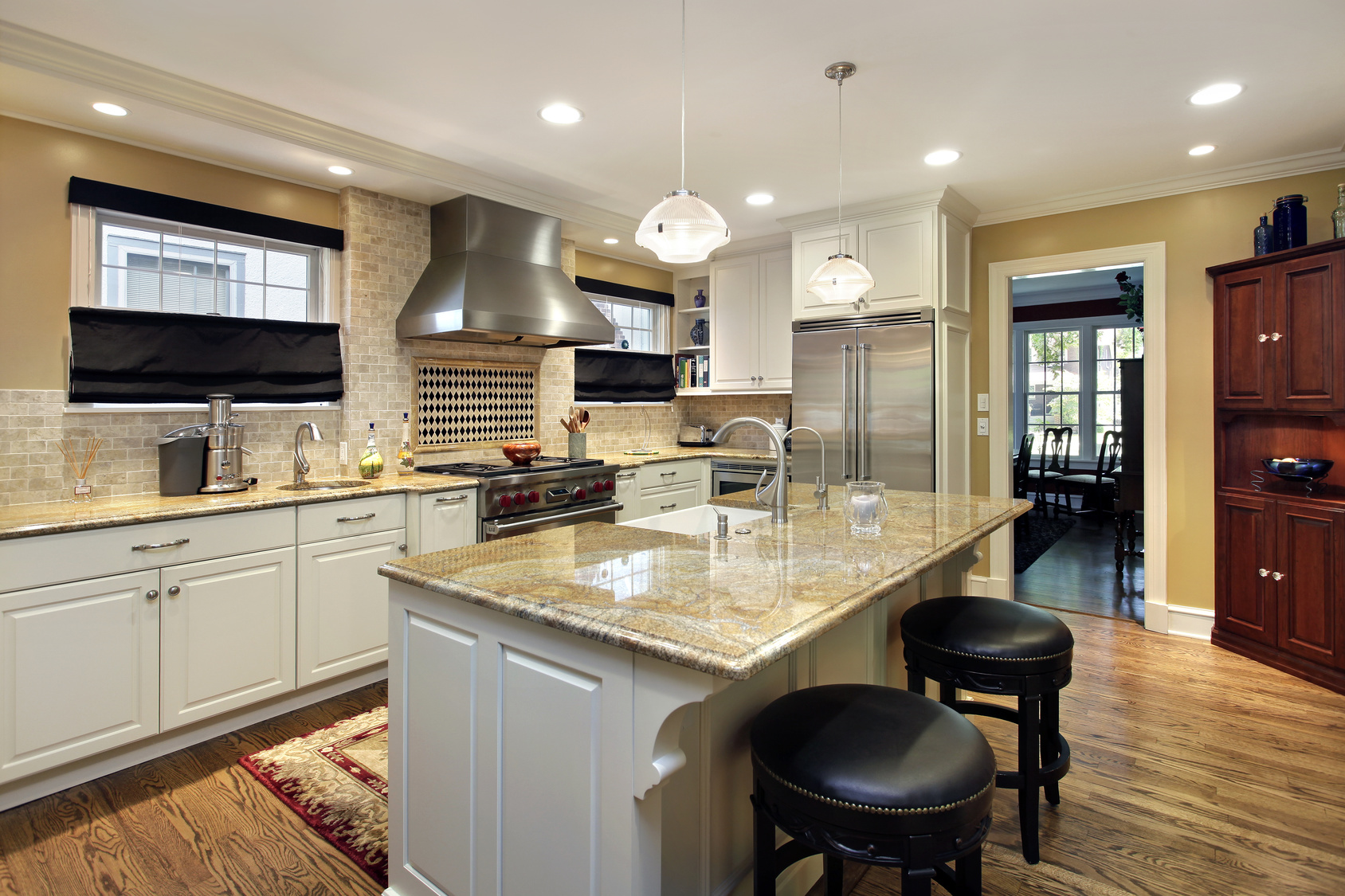 Kitchen countertops in Lincoln, NH from The FloorWorks