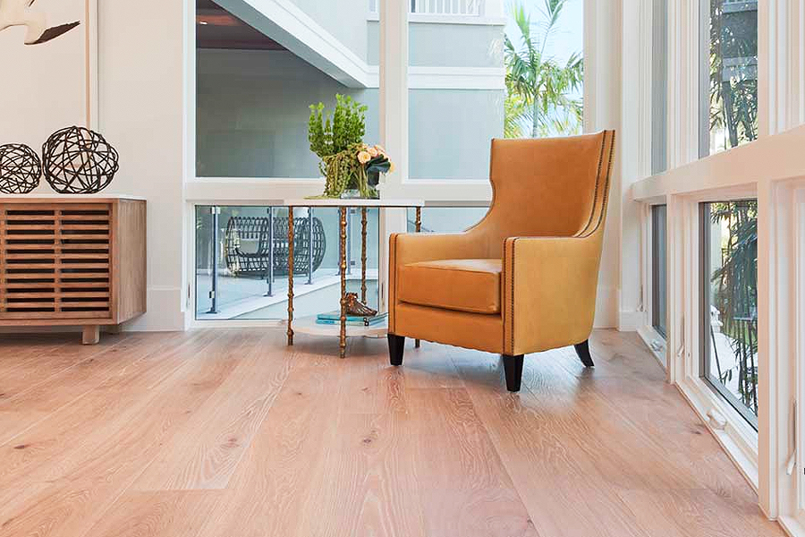 Hardwood floor installation in Bridgeport, CT from SunShine Floor Supplies