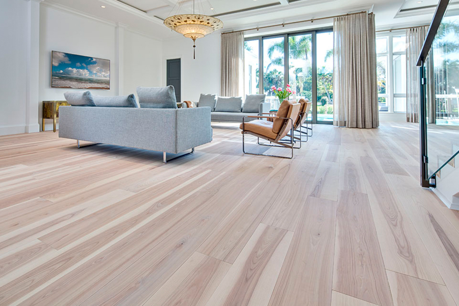 Contemporary wood flooring in Bridgeport, CT from SunShine Floor Supplies