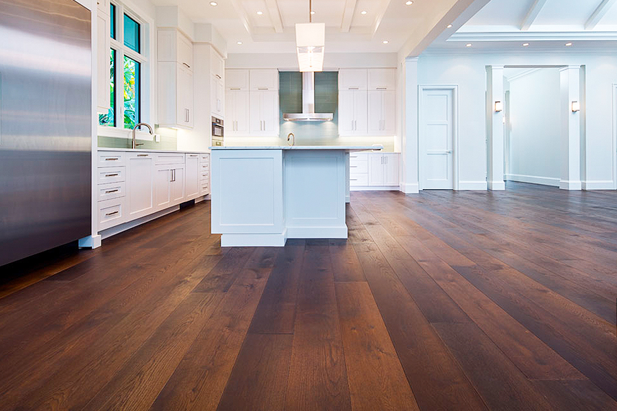 Durable wood floors in Stamford, CT from SunShine Floor Supplies
