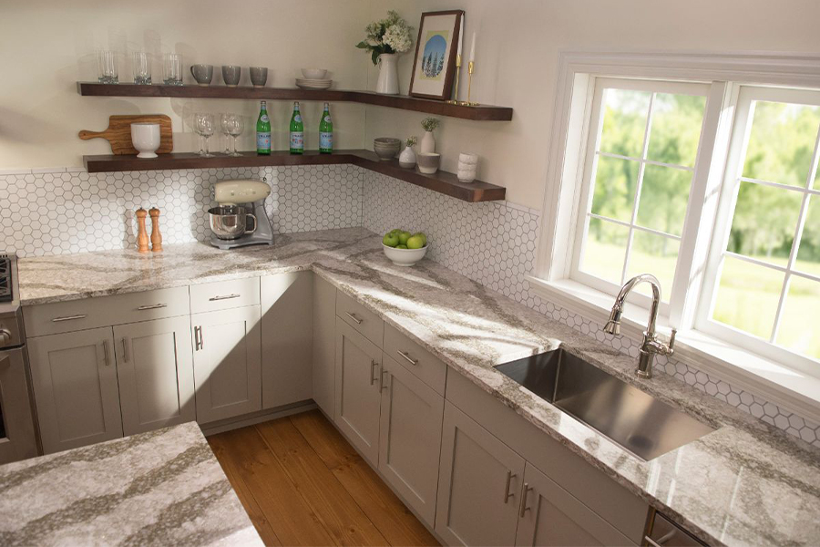 Kitchen cabinets in Riverside, CA from Orion Flooring Inc