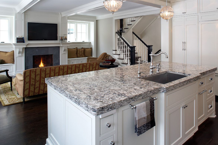 Wood cabinets in San Bernardino, CA from Orion Flooring Inc