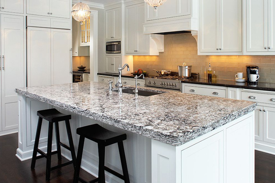 Island countertops in North Miami, FL from Extreme Surfaces Design Center
