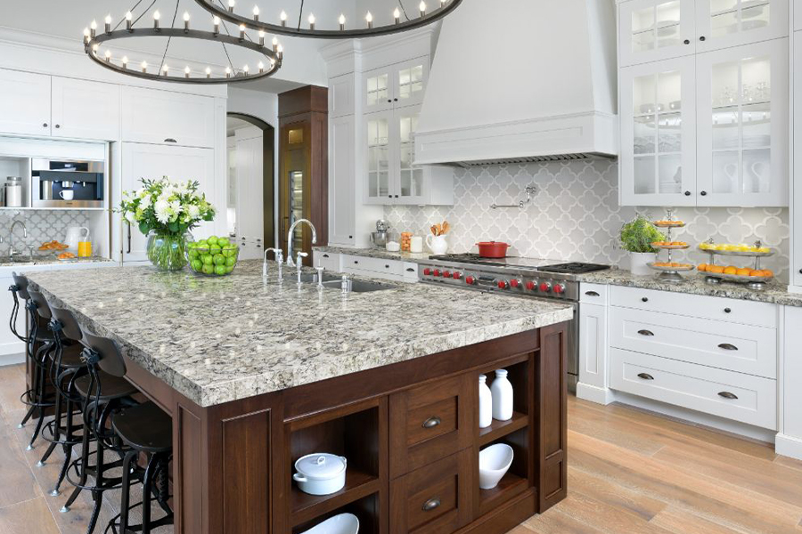 Family friendly countertops in Saint Clair, MI from Richmond Interiors