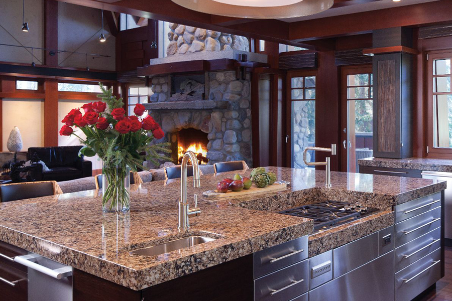 The Macomb County, MI area's best countertops store is Richmond Interiors