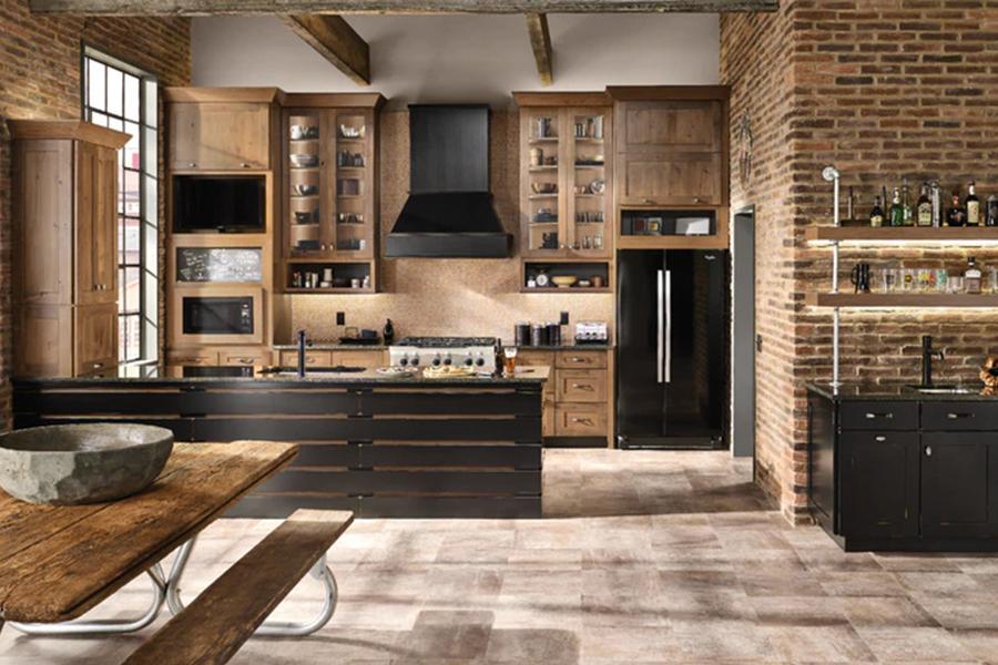 Stone tile flooring in Downey, CA from Victor Rios Flooring LLC