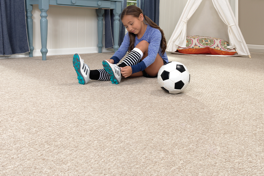 Family friendly carpet in Glendale, AZ from Cornerstone Flooring Brokers