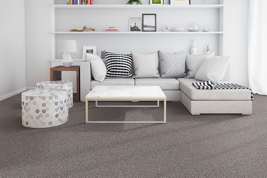 Beautiful textured carpet in New York City, NY from Consumer Carpets & Flooring
