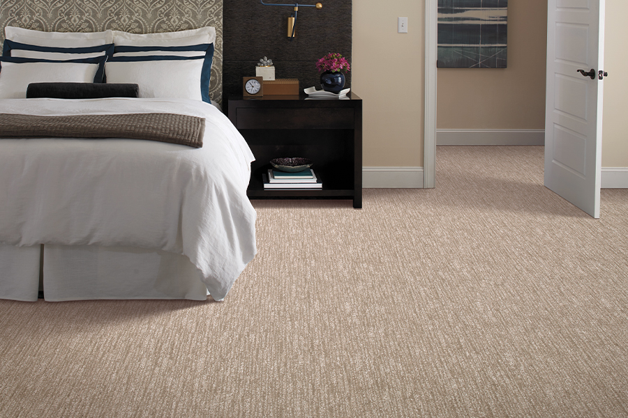 Beautiful textured carpet in Williams Bay, WI from Four Seasons Flooring