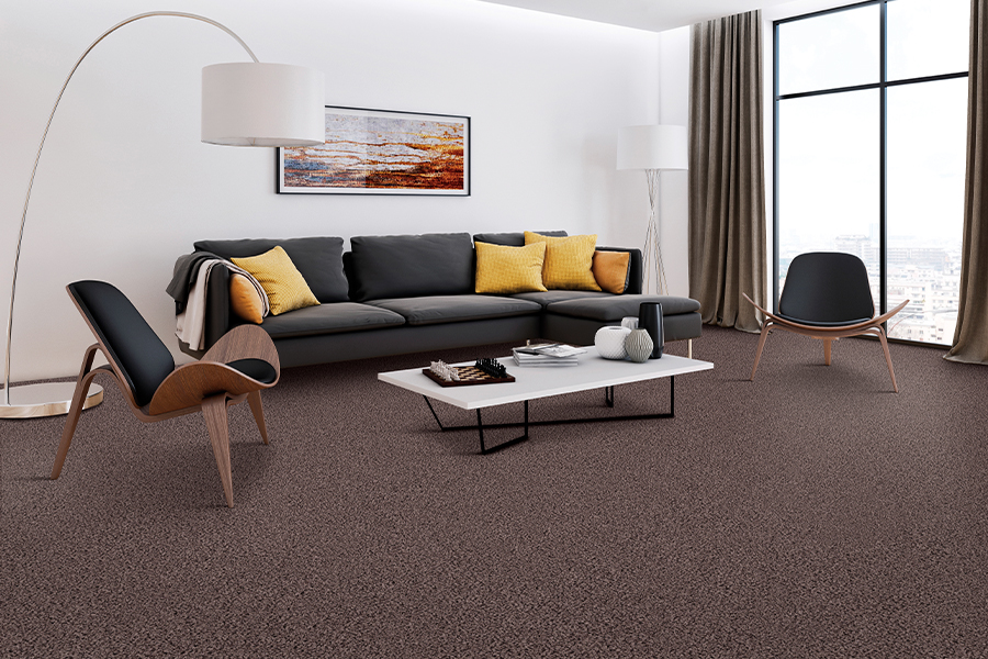 Beautiful textured carpet in Lansdale, PA from A.W. Bergey & Sons Inc.