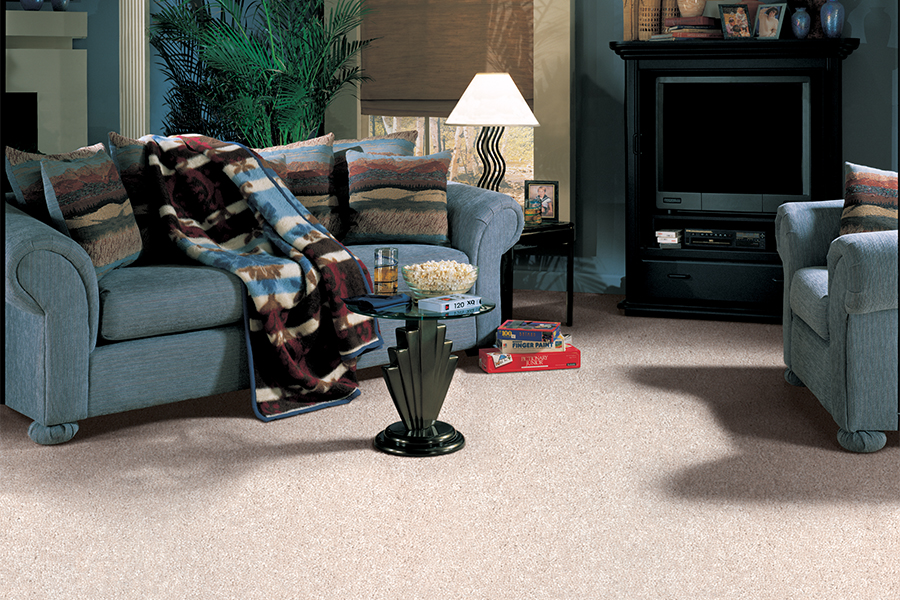 Beautiful textured carpet in Neosho, MO from Smith's Floor Store