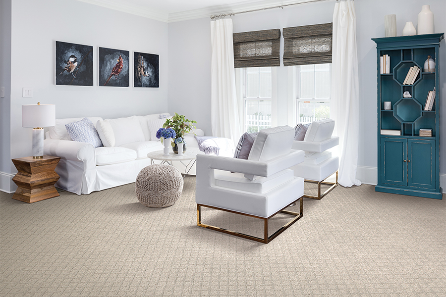 Modern carpeting in Lancaster, SC from Cyndi's Carpet