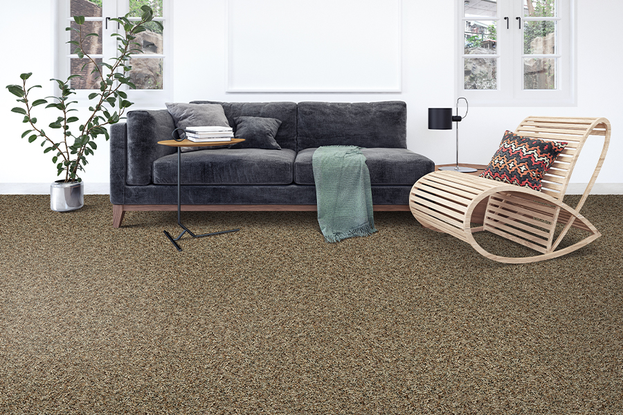 Beautiful textured carpet in Compton, CA from B&B Carpets and Flooring