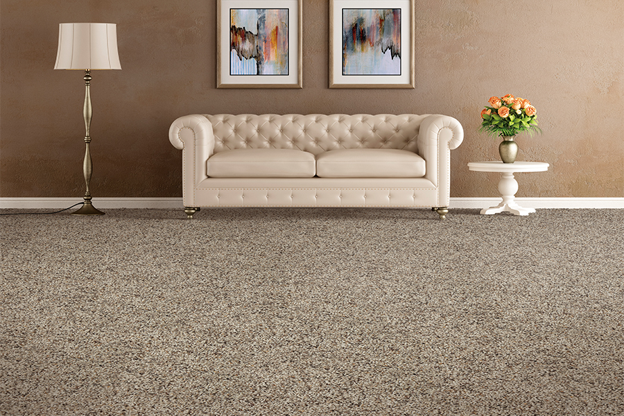 Beautiful textured carpet in Laurel Bay, SC from Southern Carpet Wholesale