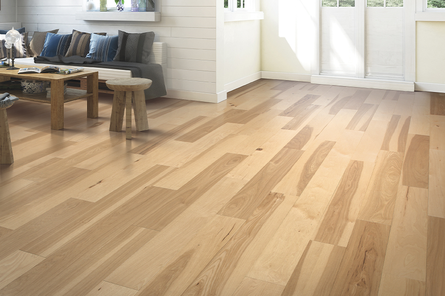 Contemporary wood flooring in Algonquin, IL from Universal Carpet Inc.