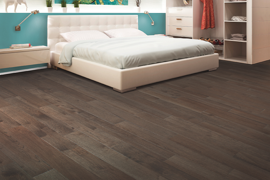 Hardwood flooring in Santa Clara, CA from Anthony Interiors
