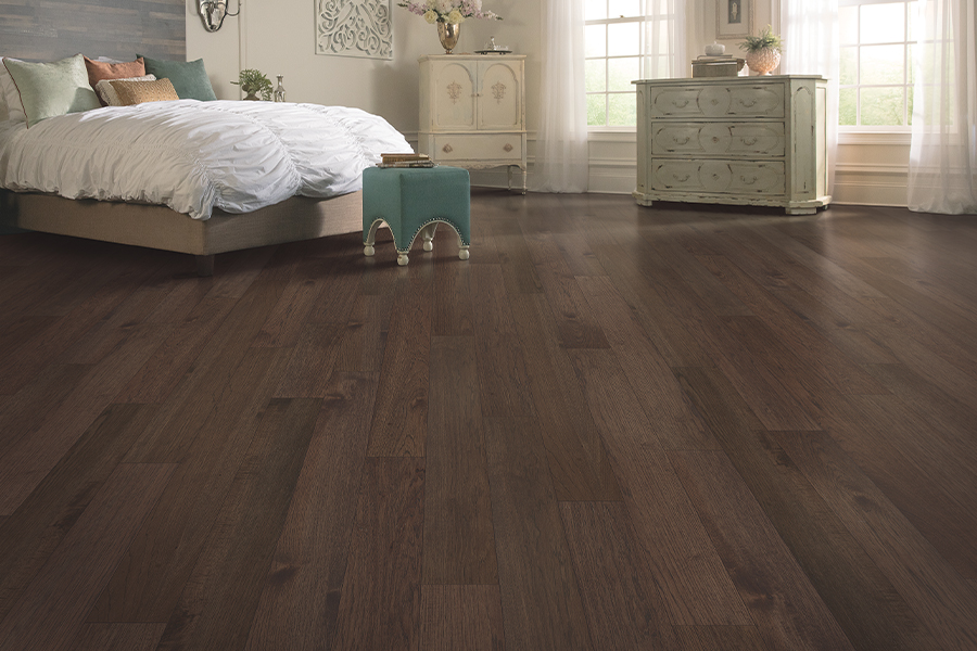 The Marble Falls, TX area's best hardwood flooring store is Mike's Floorcovering