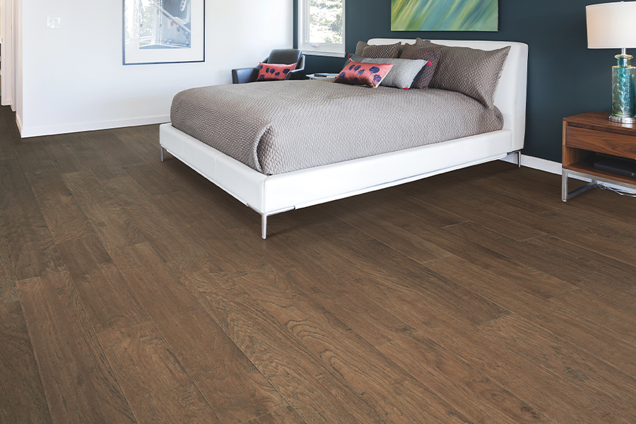 Contemporary wood flooring in Greer, SC from FLOORS