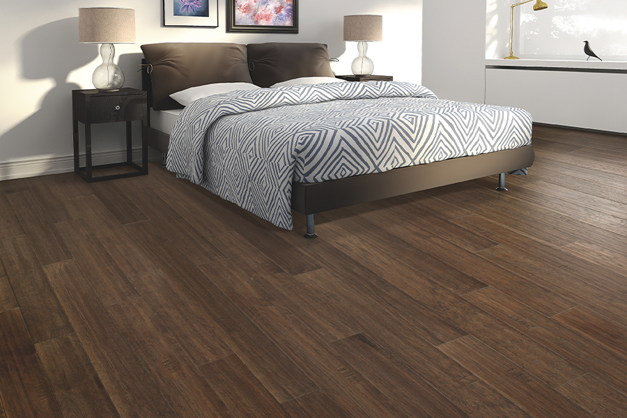 Durable wood floors in Llano, TX from Mike's Floorcovering