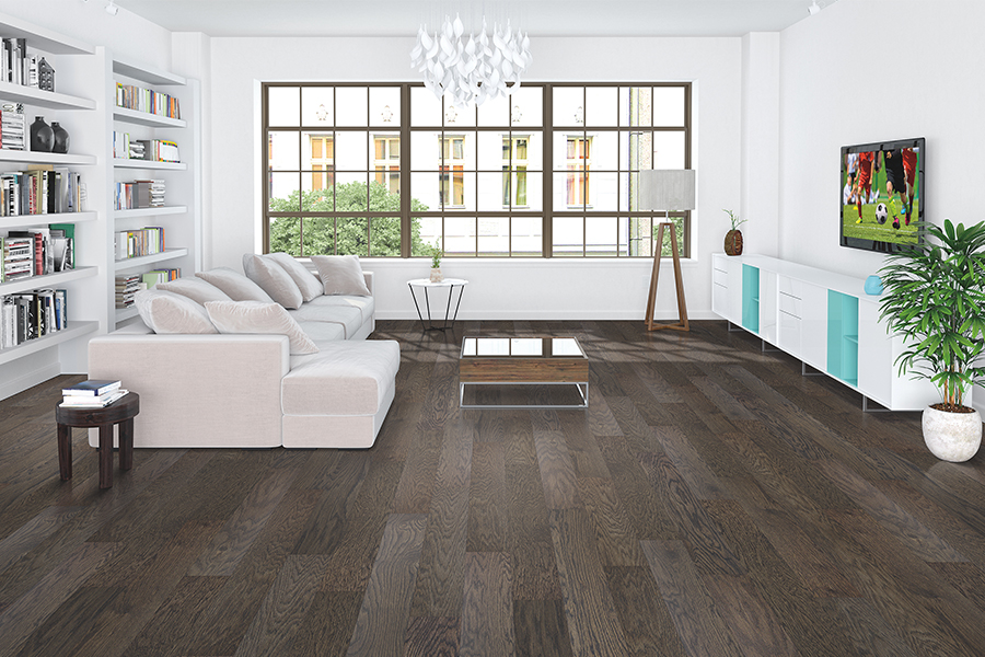 Hardwood flooring in Irvine, CA from 55 Flooring