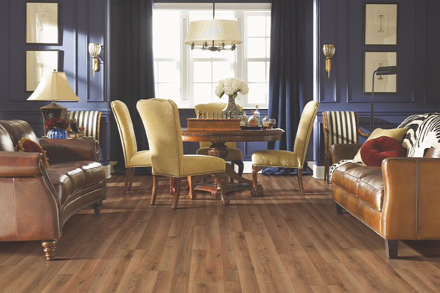 Family friendly laminate floors in Ponder, TX from Smitty's Floor Covering