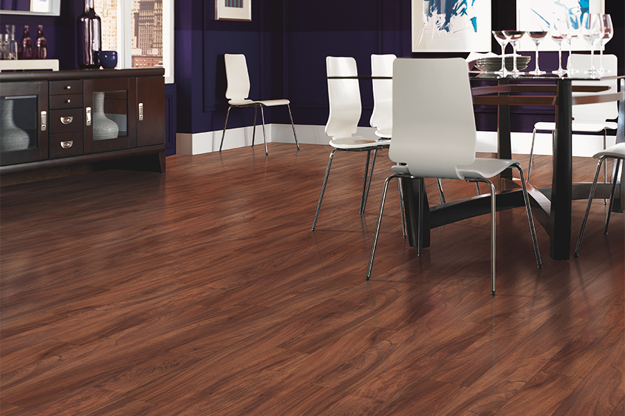 Laminate floor accents in Provo, UT from Americarpets of Riverdale