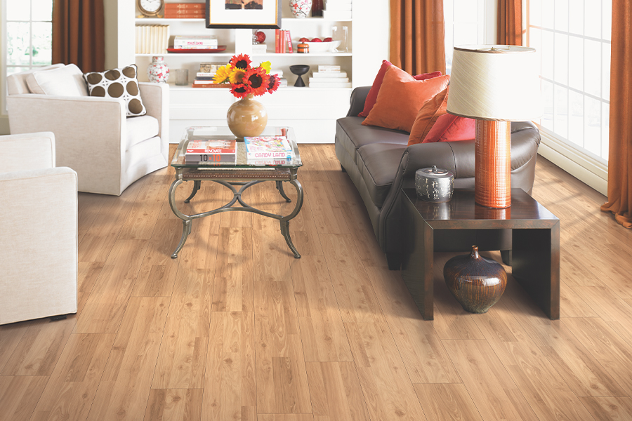 Family friendly laminate floors in Northern St Lucie County, FL from Father & Sons Carpet