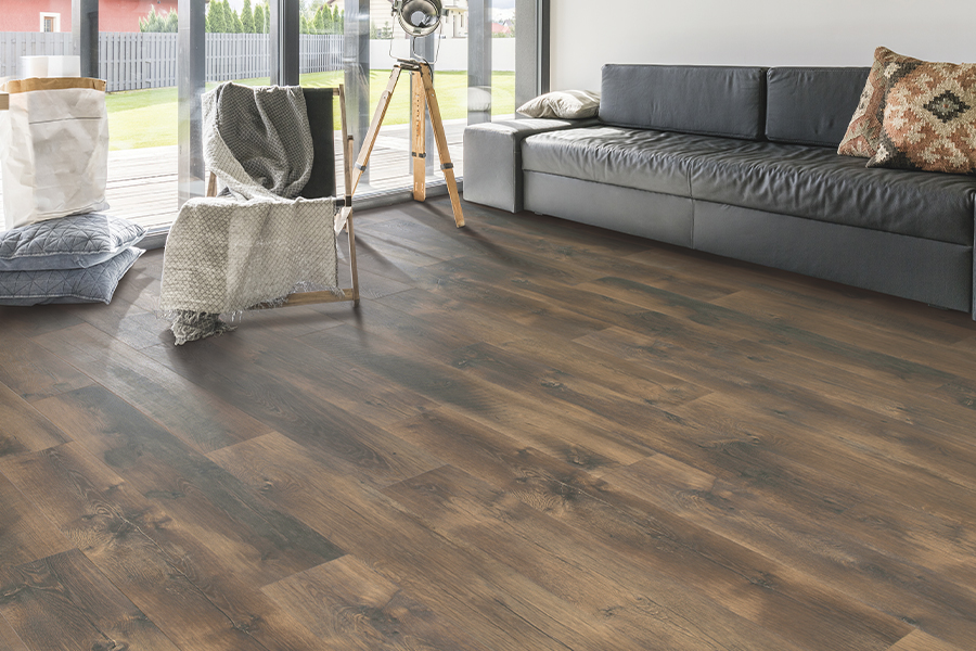 Wood look laminate flooring in Draper, UT from Factory Flooring Direct