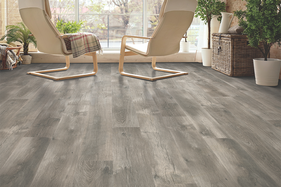 Wood look laminate flooring in Penticton, BC from Bridgeport Floors