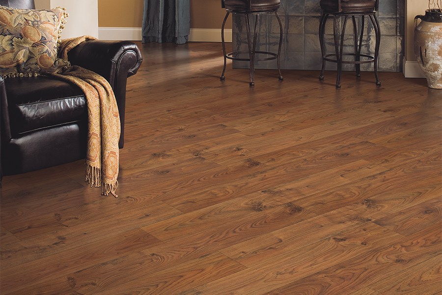 Wood look laminate flooring in Orange, TX from Texas Floor Connection