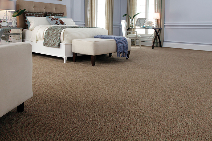Carpet installation in the U.S. from Alexandria Floors