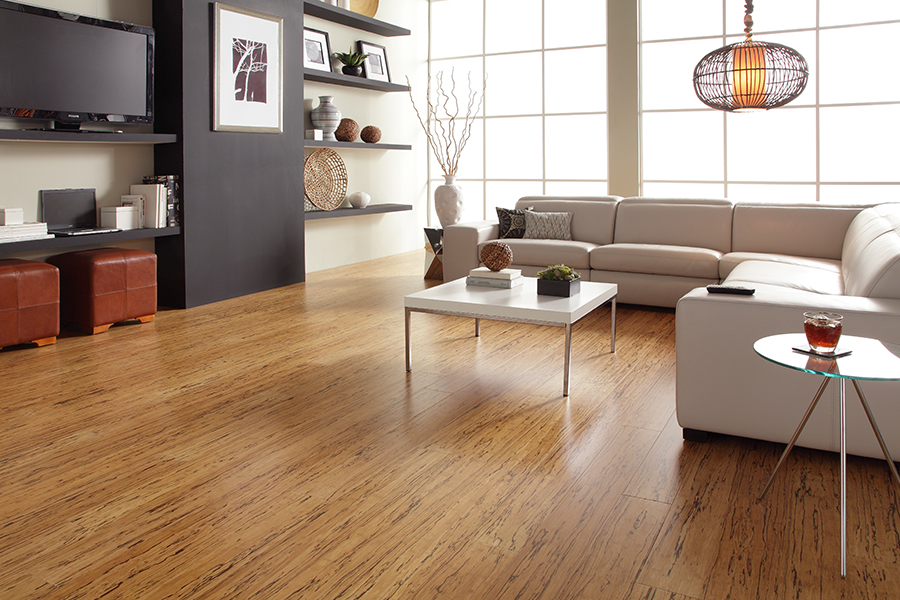 Wood look waterproof flooring in Tysons Corner, VA from Flooring America Fairfax